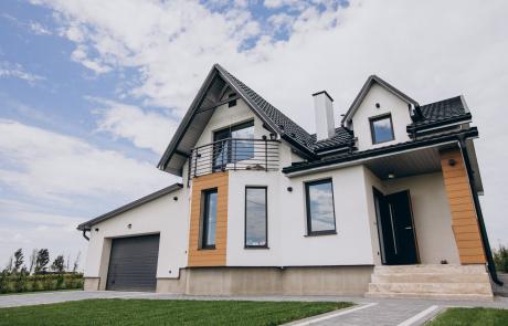 New build housing contractor
