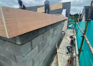 Building an upstairs home extension, image 5