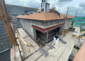 Building an upstairs home extension, image 3