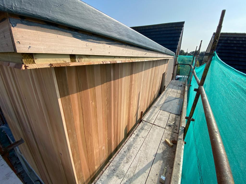 Building an upstairs home extension, image 2