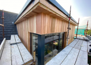 Building an upstairs home extension, image 4